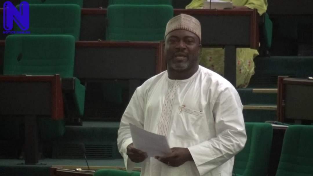 House member Yakubu Barde decry ban on broadcast of terrorists' activities by NBC YAKUBU-BARDE