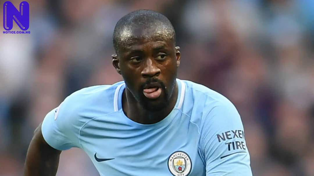I've been indecent, I apologise – Yaya Toure begs Guardiola - EPL YAYA-TOURE-MANCHESTER-CITY TWHHT60JQVSS18F1XO7RUI3LA
