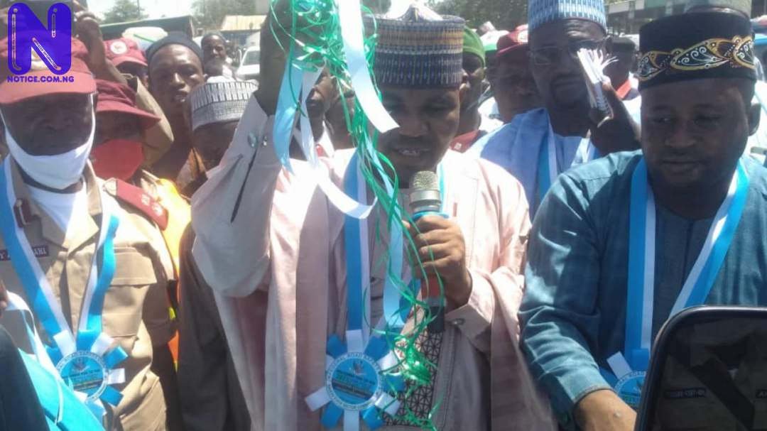 FRSC laments high rate of road crashes in Bauchi, flags off 'ember' months campaign YDCPHCLZ199637