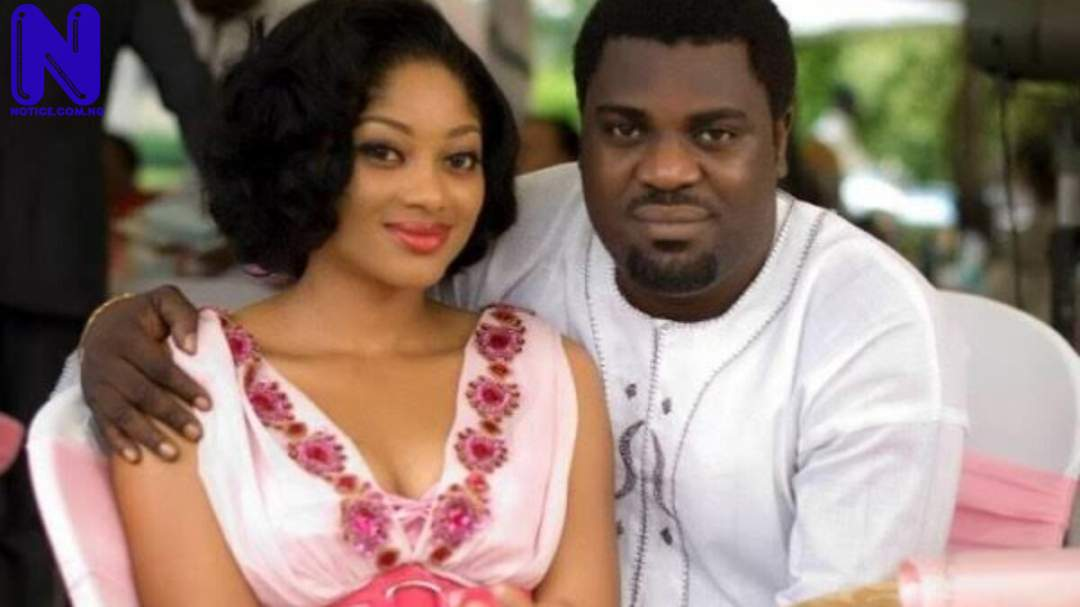 Filmmaker, Yomi Black, wife, Elizabeth John allegedly part ways YOMI-BLACK