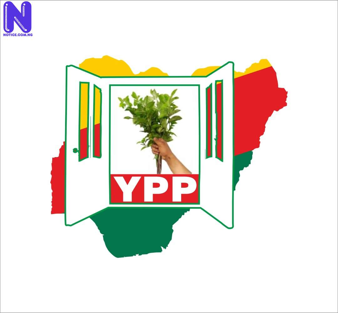YPP announces date for membership registration - Anambra poll YPP-LOGO76900