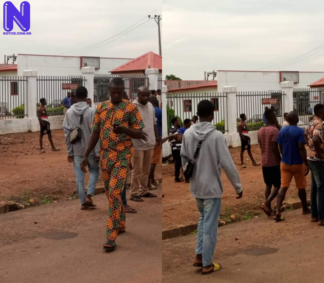 How 15 gunmen descended on our community – Residents narrate - Ondo bank robbery ZS8BSKEP